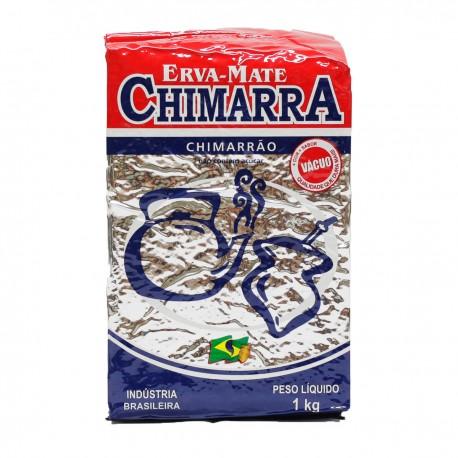 Erva Mate - Chimarrão Chimarra 1 kg - Vácuo