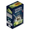 Terere Terra Mate - Caixa 10x500 g - Menta e Limão - Sabor Premium