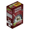 Terere Terra Mate - Caixa 20x500g - Cereja e Menta - Linha Premium