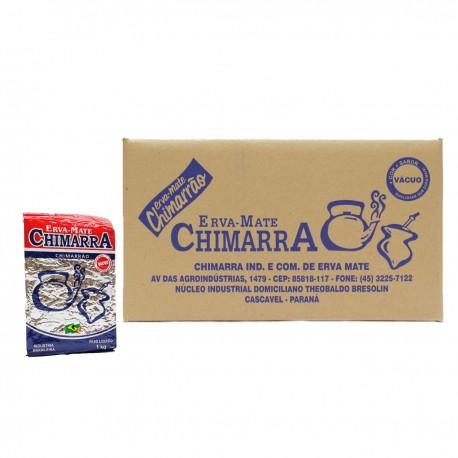 Erva Mate - Chimarrão Chimarra Caixa 10x1 kg - Vácuo